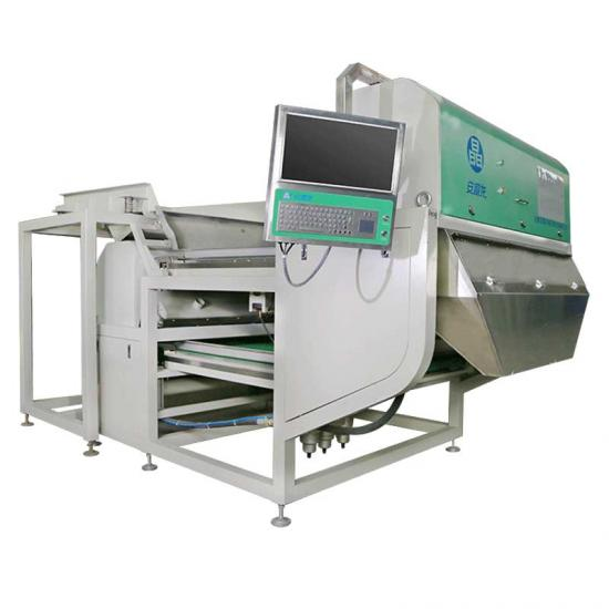 waste metal color sorter
