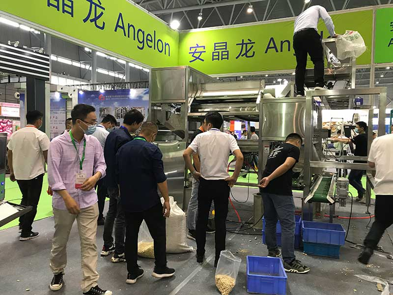 China Nuts and Roasted Products Exhibition Concluded Successfully